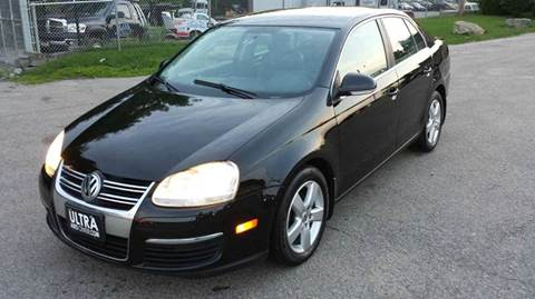 2008 Volkswagen Jetta for sale at Ultra Auto Center in North Attleboro MA