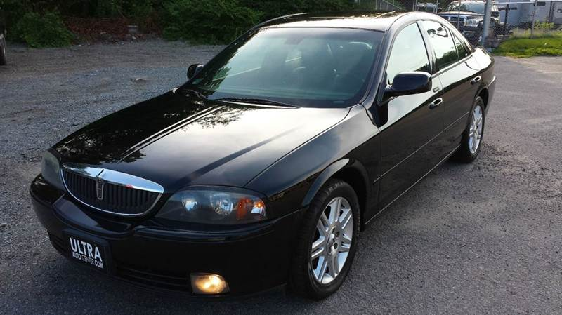 2005 Lincoln Ls V8 >> 2005 Lincoln Ls Sport 4dr Sedan V8 In North Attleboro Ma