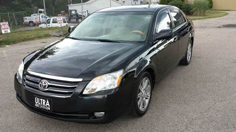2005 Toyota Avalon for sale at Ultra Auto Center in North Attleboro MA