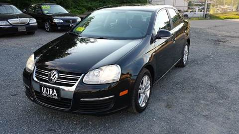 2007 Volkswagen Jetta for sale at Ultra Auto Center in North Attleboro MA