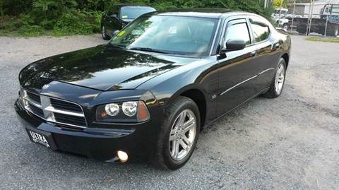 2006 Dodge Charger for sale at Ultra Auto Center in North Attleboro MA