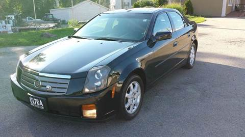 2005 Cadillac CTS for sale at Ultra Auto Center in North Attleboro MA