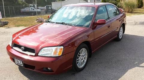2004 Subaru Legacy for sale at Ultra Auto Center in North Attleboro MA