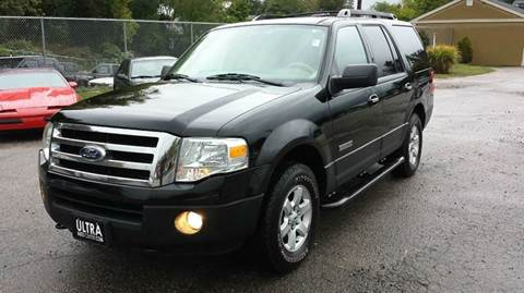 2007 Ford Expedition for sale at Ultra Auto Center in North Attleboro MA