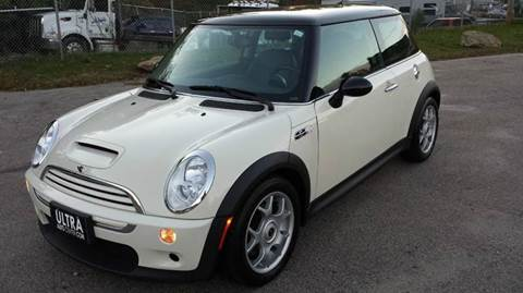 2006 MINI Cooper for sale at Ultra Auto Center in North Attleboro MA