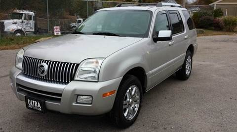 2006 Mercury Mountaineer for sale at Ultra Auto Center in North Attleboro MA