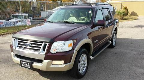 2006 Ford Explorer for sale at Ultra Auto Center in North Attleboro MA
