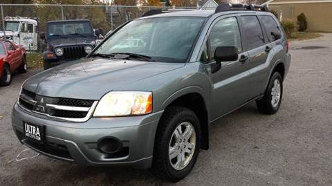 2008 Mitsubishi Endeavor for sale at Ultra Auto Center in North Attleboro MA
