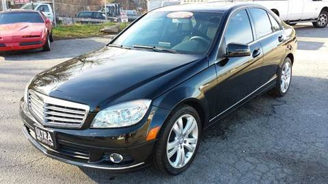 2011 Mercedes-Benz C-Class for sale at Ultra Auto Center in North Attleboro MA