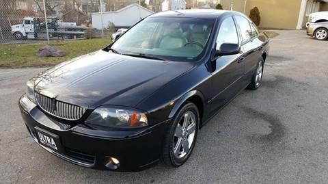 2006 Lincoln LS for sale at Ultra Auto Center in North Attleboro MA
