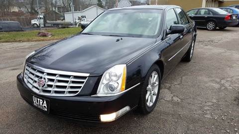 2006 Cadillac DTS for sale at Ultra Auto Center in North Attleboro MA