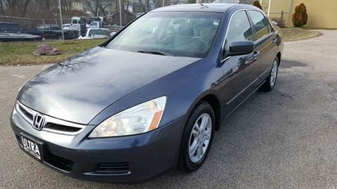 2006 Honda Accord for sale at Ultra Auto Center in North Attleboro MA