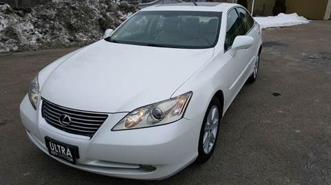 2009 Lexus ES 350 for sale at Ultra Auto Center in North Attleboro MA