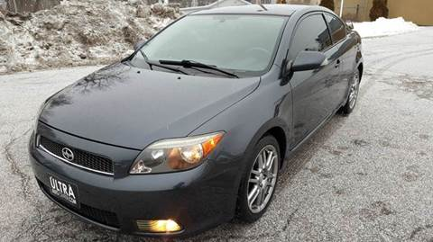 2007 Scion tC for sale at Ultra Auto Center in North Attleboro MA