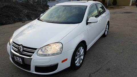 2010 Volkswagen Jetta for sale at Ultra Auto Center in North Attleboro MA