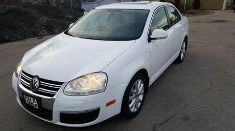 2010 Volkswagen Jetta for sale at Ultra Auto Center in North Attleboro MA