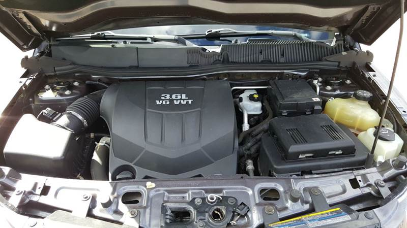 2008 Chevrolet Equinox Awd Sport 4dr Suv In North Attleboro Ma