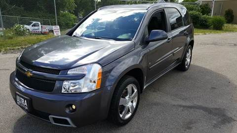 2008 Chevrolet Equinox for sale at Ultra Auto Center in North Attleboro MA