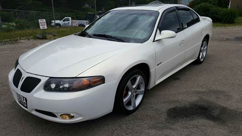 2005 Pontiac Bonneville for sale at Ultra Auto Center in North Attleboro MA