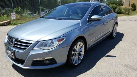 2009 Volkswagen CC for sale at Ultra Auto Center in North Attleboro MA