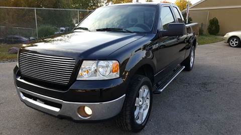 2006 Ford F-150 for sale at Ultra Auto Center in North Attleboro MA