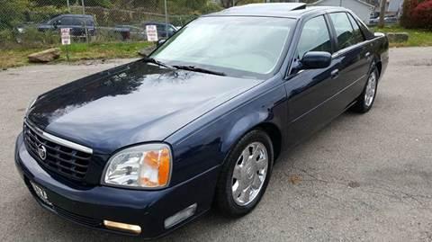 2002 Cadillac DeVille for sale at Ultra Auto Center in North Attleboro MA