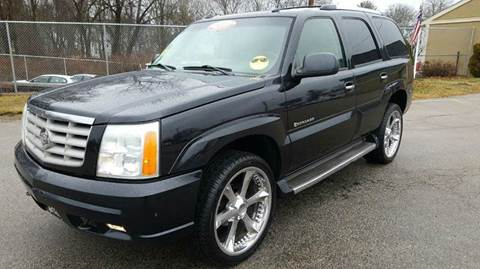 2005 Cadillac Escalade for sale at Ultra Auto Center in North Attleboro MA