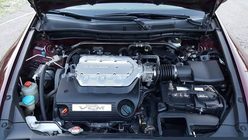 2008 Honda Accord EX-L V6 4dr Sedan 5A - North Attleboro MA