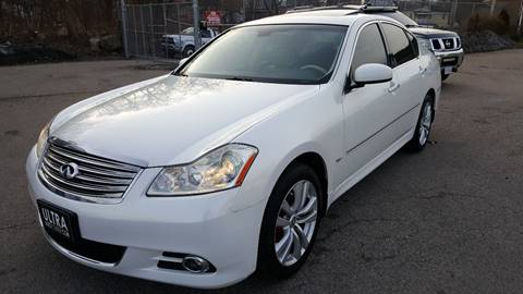 2008 Infiniti M35 for sale at Ultra Auto Center in North Attleboro MA