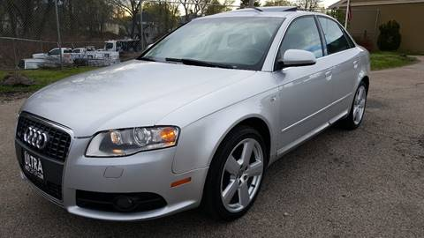 2008 Audi A4 for sale at Ultra Auto Center in North Attleboro MA