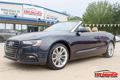 2013 Audi A5 for sale in Saint Augustine, FL