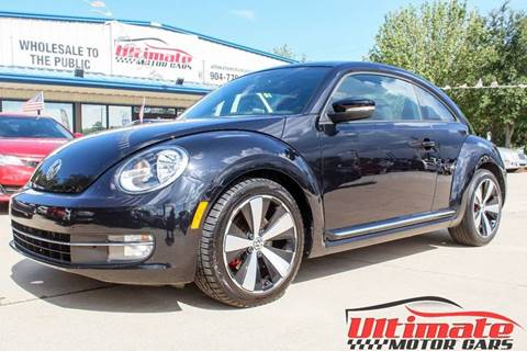 2013 Volkswagen Beetle for sale in Saint Augustine, FL