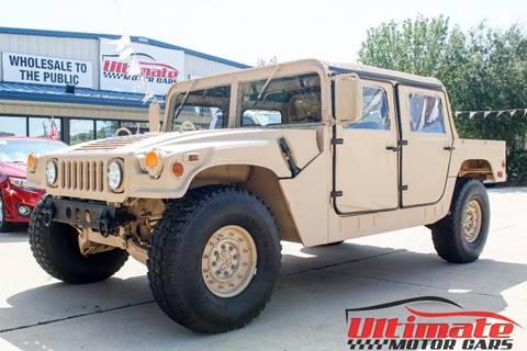 1992 AM General HMMWV for sale in Saint Augustine, FL