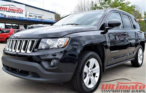 2016 Jeep Compass for sale in Saint Augustine, FL