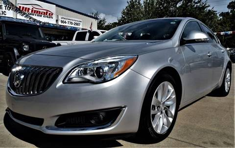 2016 Buick Regal for sale in Saint Augustine, FL