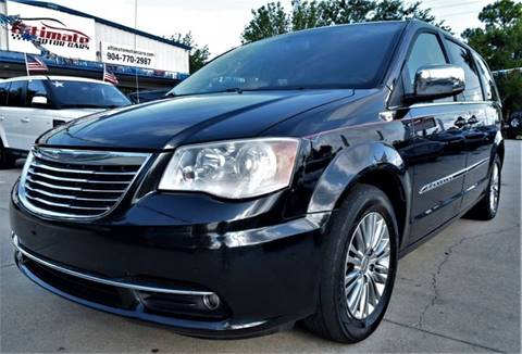 2013 Chrysler Town and Country for sale in Saint Augustine, FL