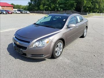 2012 Chevrolet Malibu for sale in Fayetteville, NC