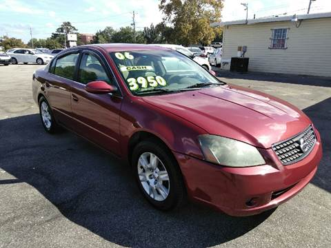 2006 Nissan Altima for sale in Fayetteville, NC