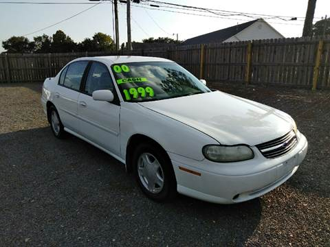 2000 Chevrolet Malibu for sale in Fayetteville, NC