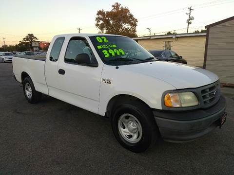 2002 Ford F-150 for sale in Fayetteville, NC
