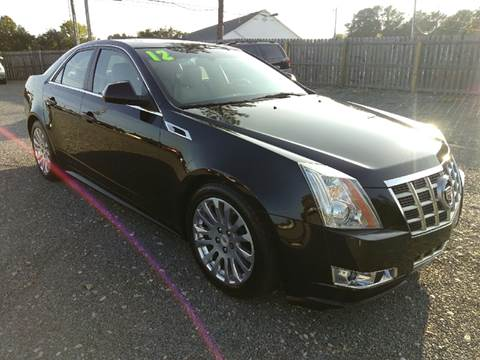 2012 Cadillac CTS for sale in Fayetteville, NC