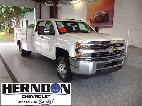 2016 Chevrolet Silverado 3500HD for sale in Lexington, SC