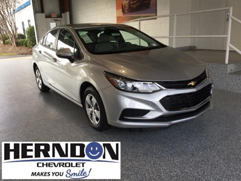 2017 Chevrolet Cruze for sale in Lexington, SC