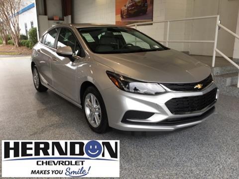 2017 Chevrolet Cruze for sale in Lexington, SC