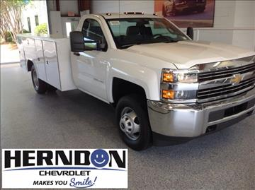 2017 Chevrolet Silverado 3500HD for sale in Lexington, SC