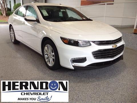 2017 Chevrolet Malibu for sale in Lexington, SC