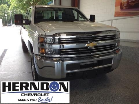 2017 Chevrolet Silverado 2500HD for sale in Lexington, SC