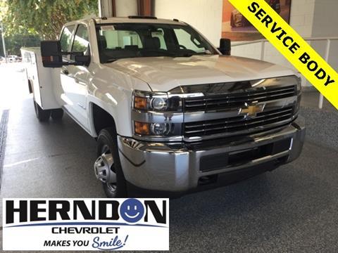 2017 Chevrolet Silverado 3500HD CC for sale in Lexington, SC