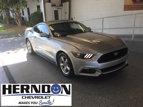 2015 Ford Mustang for sale in Lexington, SC