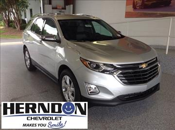 2018 Chevrolet Equinox for sale in Lexington, SC